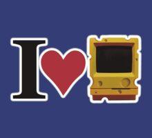 I Love Mac & Cheese! by Alisdair Binning