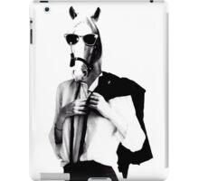 Punk Rock Horse iPad Case/Skin