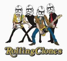 Rolling Clones One Piece - Long Sleeve