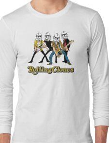 Rolling Clones Long Sleeve T-Shirt