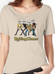 Rolling Clones Women's Relaxed Fit T-Shirt