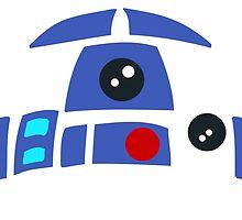R2-D2 by RedSolar