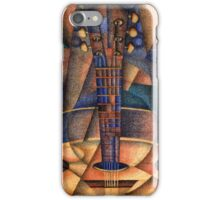 abstract guitar iphone4 case iPhone Case/Skin