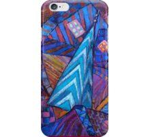 Blue roof iPhone Case/Skin