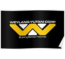Weyland Yutani Poster