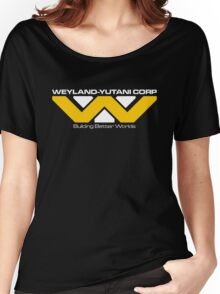 Weyland Yutani Women's Relaxed Fit T-Shirt
