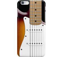 Sunburst Fender Stratocaster iPhone Case/Skin