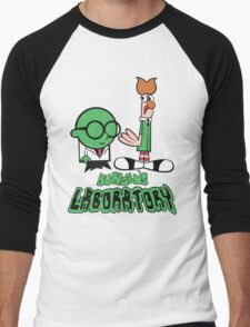 Bunsen's Laboratory Men's Baseball ¾ T-Shirt