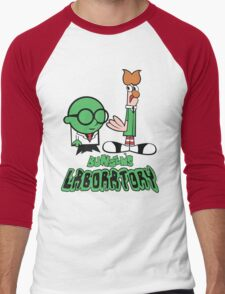 Bunsen's Laboratory Men's Baseball ¾ T-Shirt