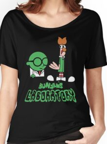 Bunsen's Laboratory Women's Relaxed Fit T-Shirt