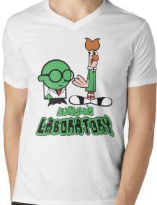 Bunsen's Laboratory Mens V-Neck T-Shirt
