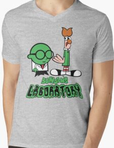 Bunsen's Laboratory Mens V-Neck T-Shirt