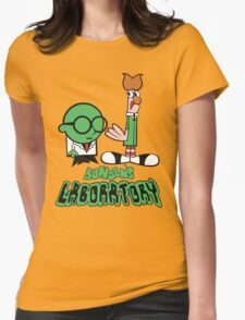 Bunsen's Laboratory Womens T-Shirt