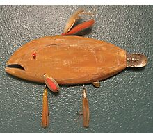 Key chain fish # 3 (SOLD) Photographic Print