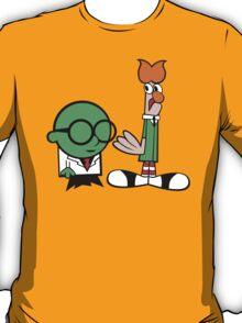 Bunsen's Laboratory (sans text) T-Shirt