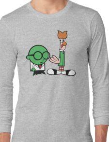 Bunsen's Laboratory (sans text) Long Sleeve T-Shirt