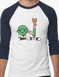 Bunsen's Laboratory (sans text) Men's Baseball ¾ T-Shirt