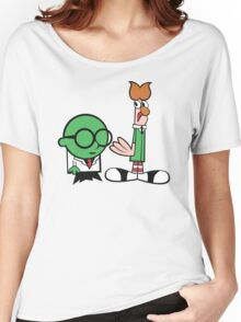 Bunsen's Laboratory (sans text) Women's Relaxed Fit T-Shirt