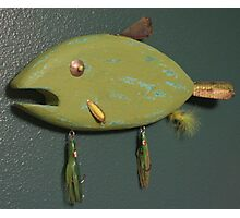 Key chain fish # 4 (SOLD) Photographic Print