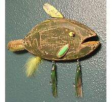 Key chain fish # 7 (SOLD) Photographic Print