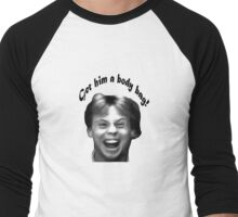 The Karate Kid: Get Him A Body Bag! Men's Baseball ¾ T-Shirt