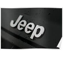 EXTREME WATER REPELLENT - JEEP!! Poster