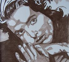 Ingrid Bergman by SarahElliott