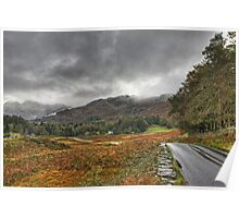 The Road To Langdale Poster