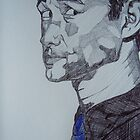 Joseph Gordon-Levitt by SarahElliott