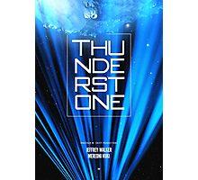 Thunderstone TV Show II Photographic Print