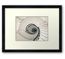 Going Up! Framed Print