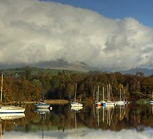 Clouds Over Coniston by VoluntaryRanger