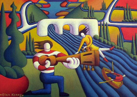 The Proposal by Alan Kenny