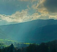 Newlands Valley by Jamie  Green