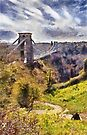 Clifton Suspension Brige, Bristol, UK by buttonpresser