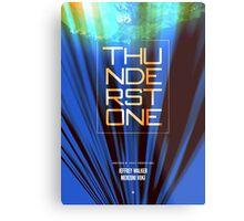 Thunderstone TV Show III Metal Print