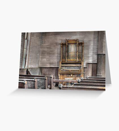 Forgotten Hymns Greeting Card