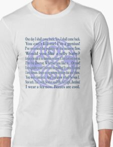 Galliphrases Long Sleeve T-Shirt