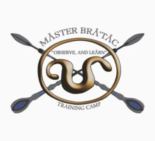 Master Bra'tac Training Camp by Adam Angold