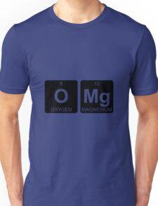 O Mg - OMG - Periodic Table - Chemistry Unisex T-Shirt
