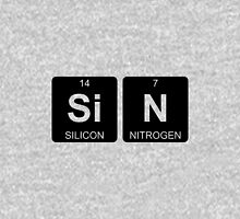 Si N - Sin - Periodic Table - Chemistry Unisex T-Shirt