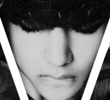 BTS/Bangtan Sonyeondan - Dark Kim Taehyung Sticker