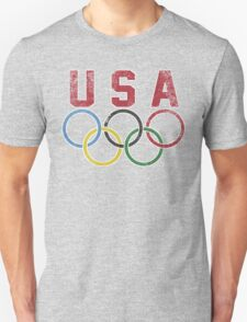 Olympic Games Unisex T-Shirt