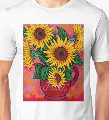 Saturday Morning Sunflowers T-Shirt