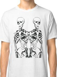 Double Skeleton  Classic T-Shirt