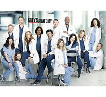 Grey's Anatomy Photographic Print