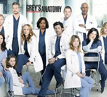 Grey's Anatomy by matabela