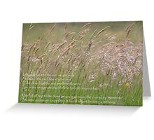Enjoy the Everyday Moments Greeting Card