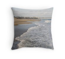Desolate Throw Pillow