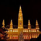 Vienna at Christmas time by bubblehex08